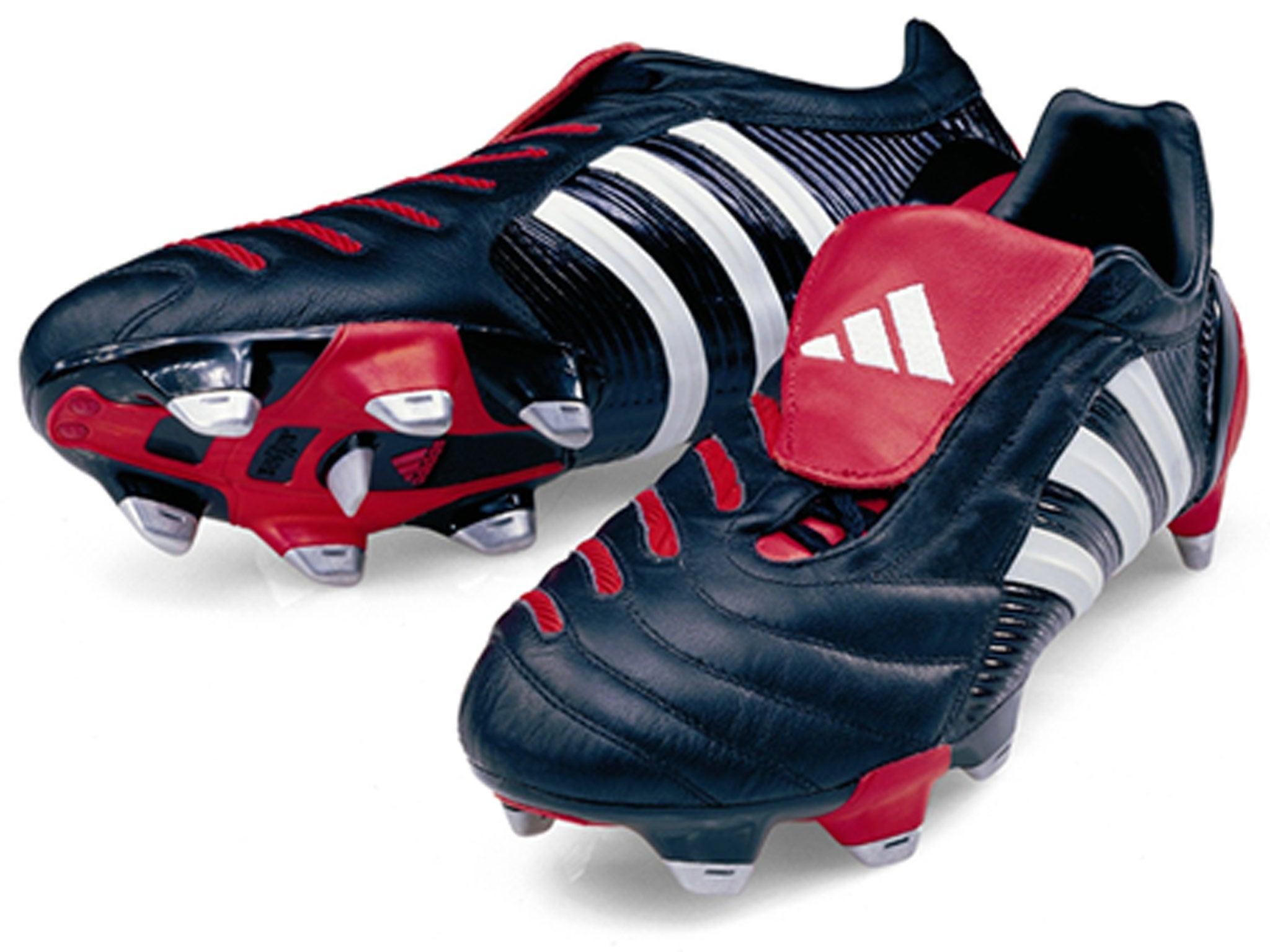 super popular 00dc0 b4a85 A pair of adidas Predators