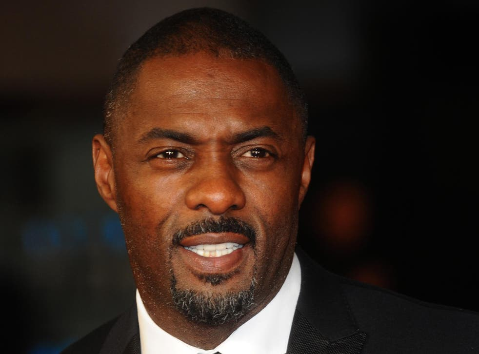 Idris Elba, star of 'Mandela: Long Walk To Freedom', has reportedly signed up to voice Shere Khan in The Jungle Book