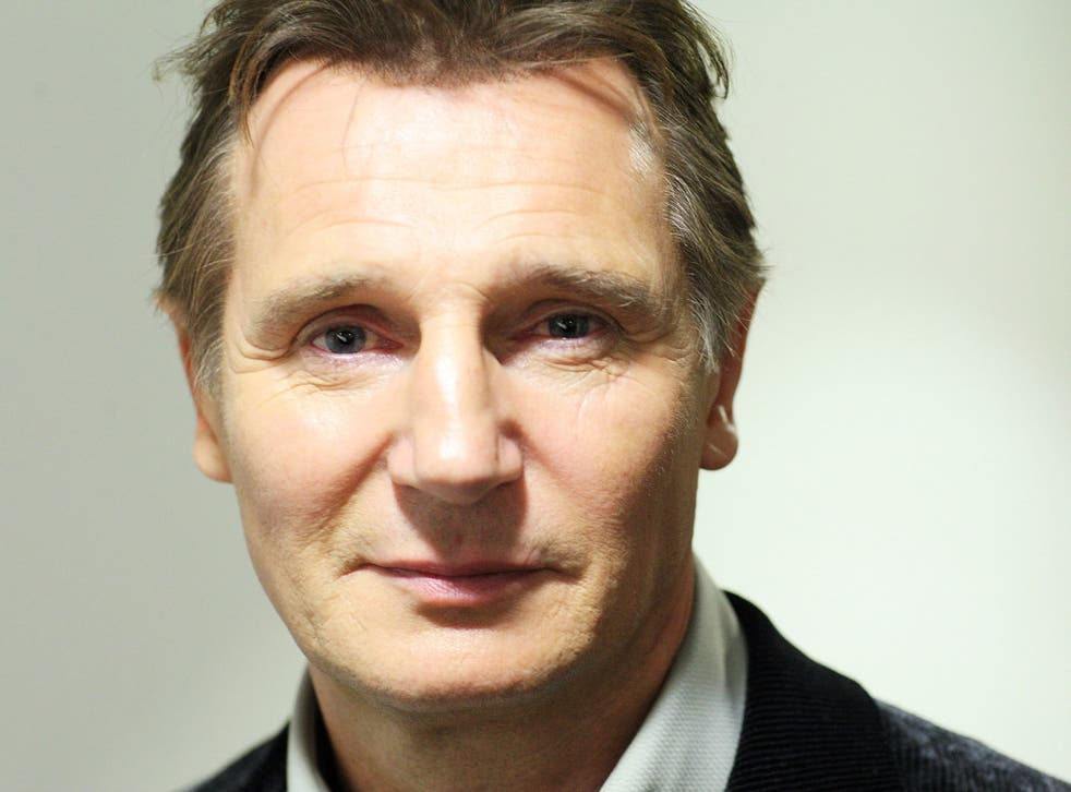 Liam Neeson was 'heavily courted' for the role of James Bond but turned it down when his wife-to-be told him she didn't want him to play 007