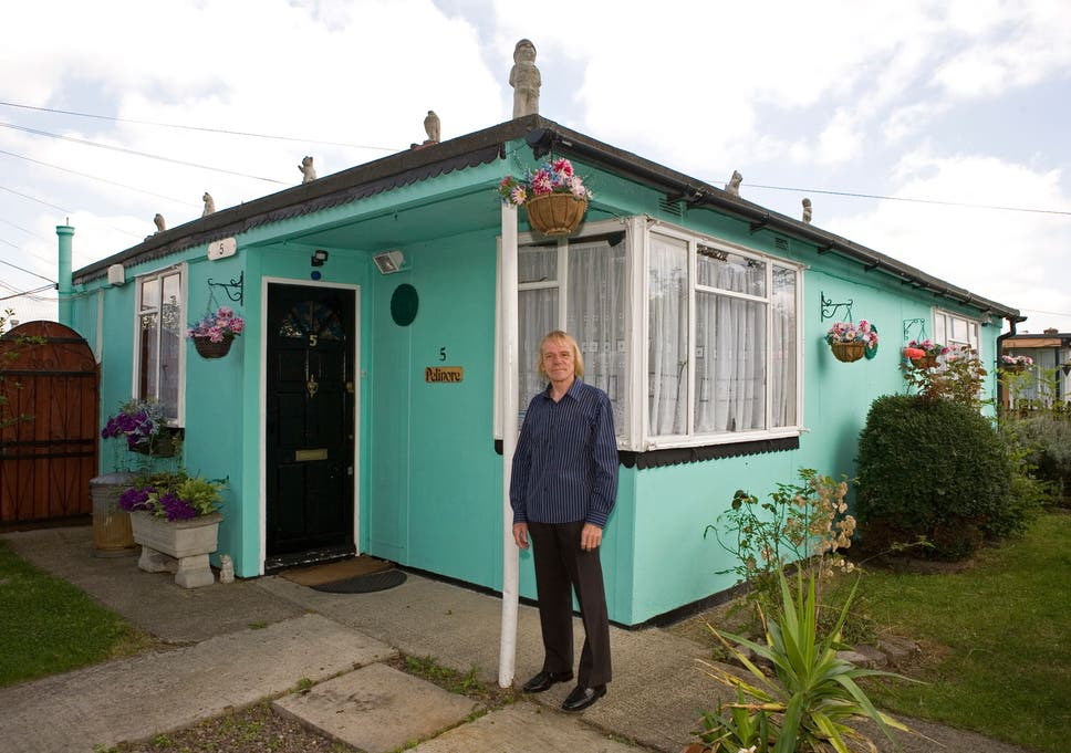 Prefabs in peril: Britain's largest remaining estate of the