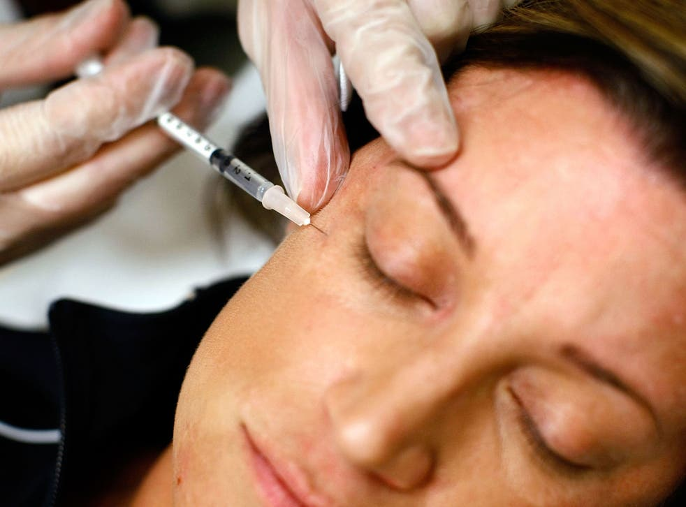 Fillers can block the blood vessels around the eye, causing irreversible damage to vision, the researchers said