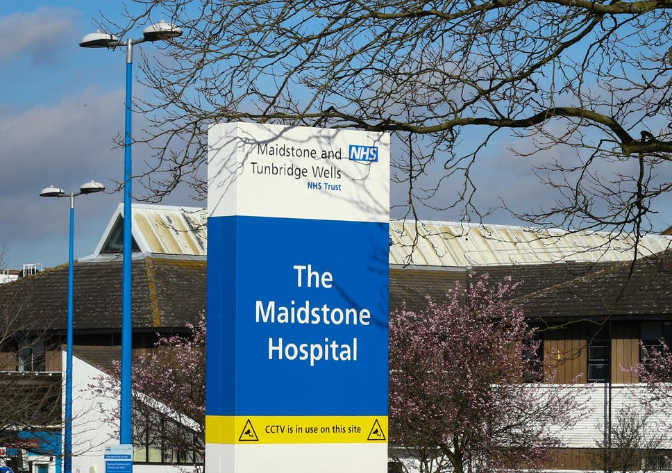 Cancer surgeries suspended at Maidstone Hospital in Kent