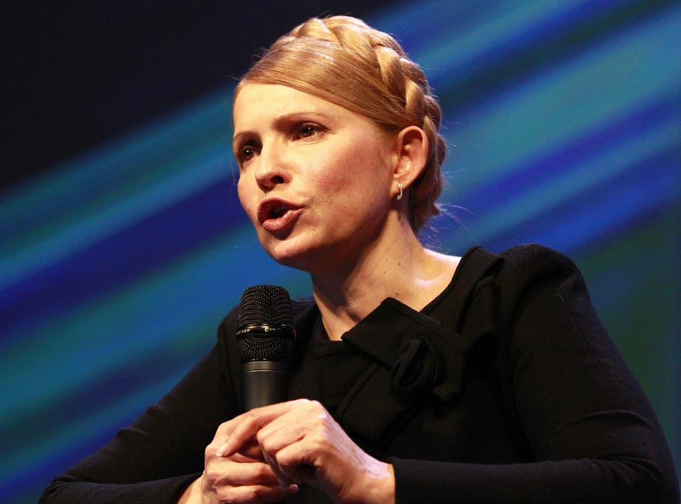 Yulia Tymoshenko was not charged in the US 10 years ago over allegations over missing funds