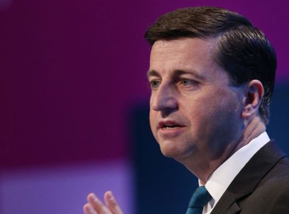 Douglas Alexander called for a freeze on certain Russian assets