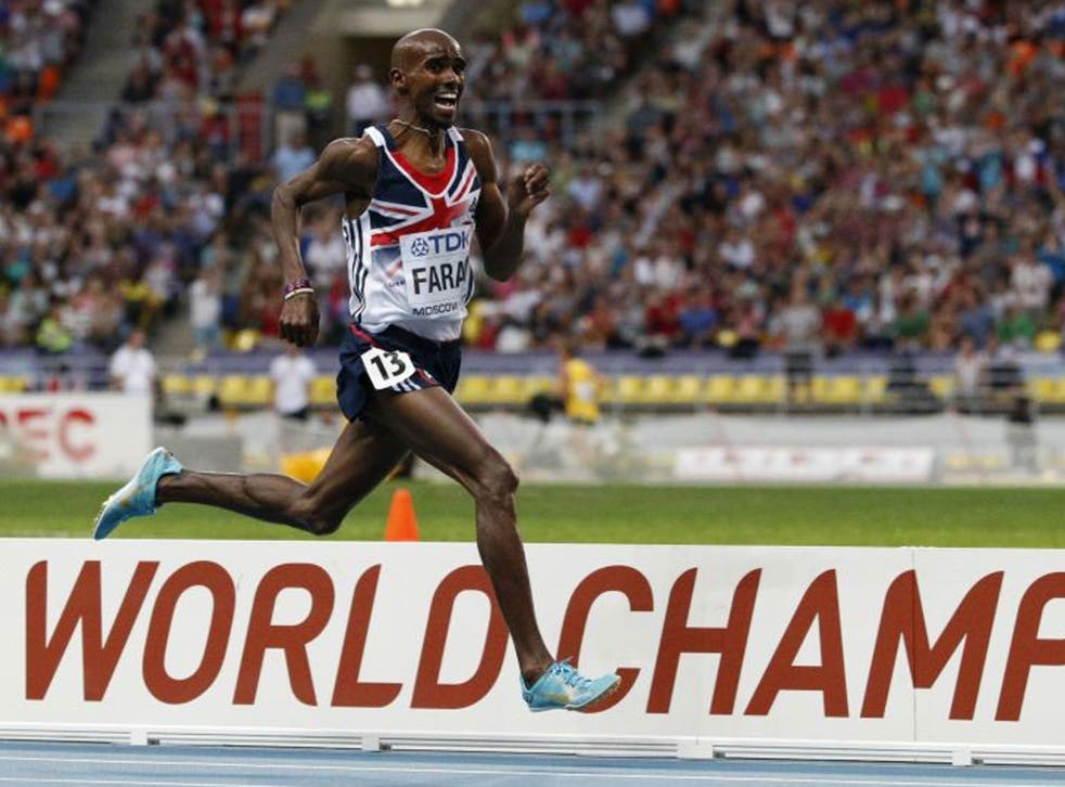 Mo Farah will receive a six-figure fee for his Marathon debut and can expect a similar sum for the Grand Prix