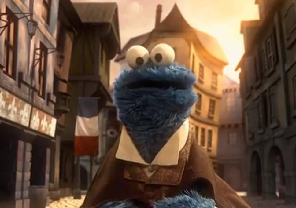 Sesame Street takes on Victor Hugo in sweet-sounding Les