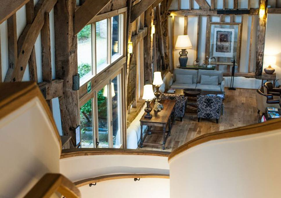 B&B and Beyond: The Barn at Roundhurst, West Sussex | The