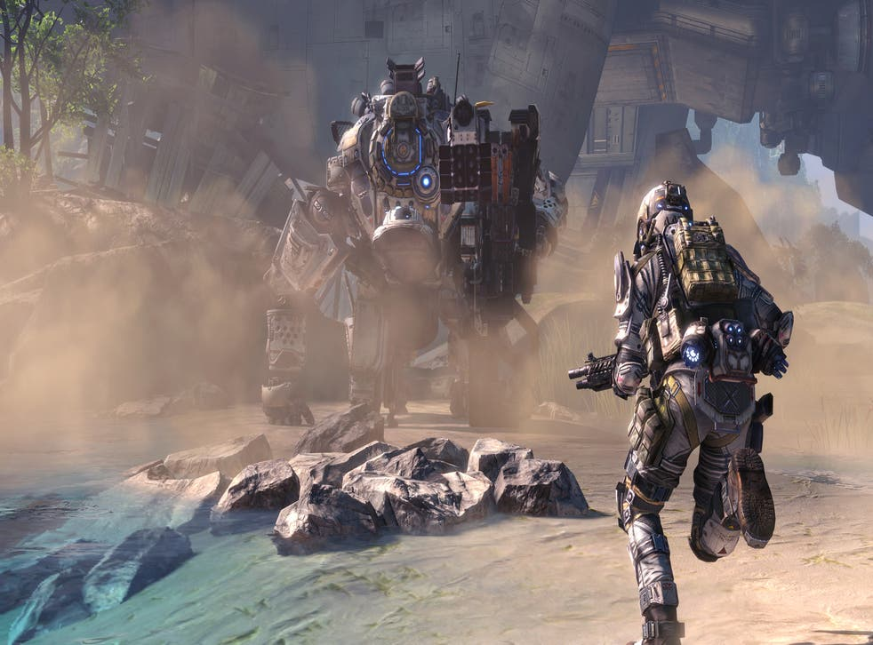 Titanfall has been attracting GTA levels of hype