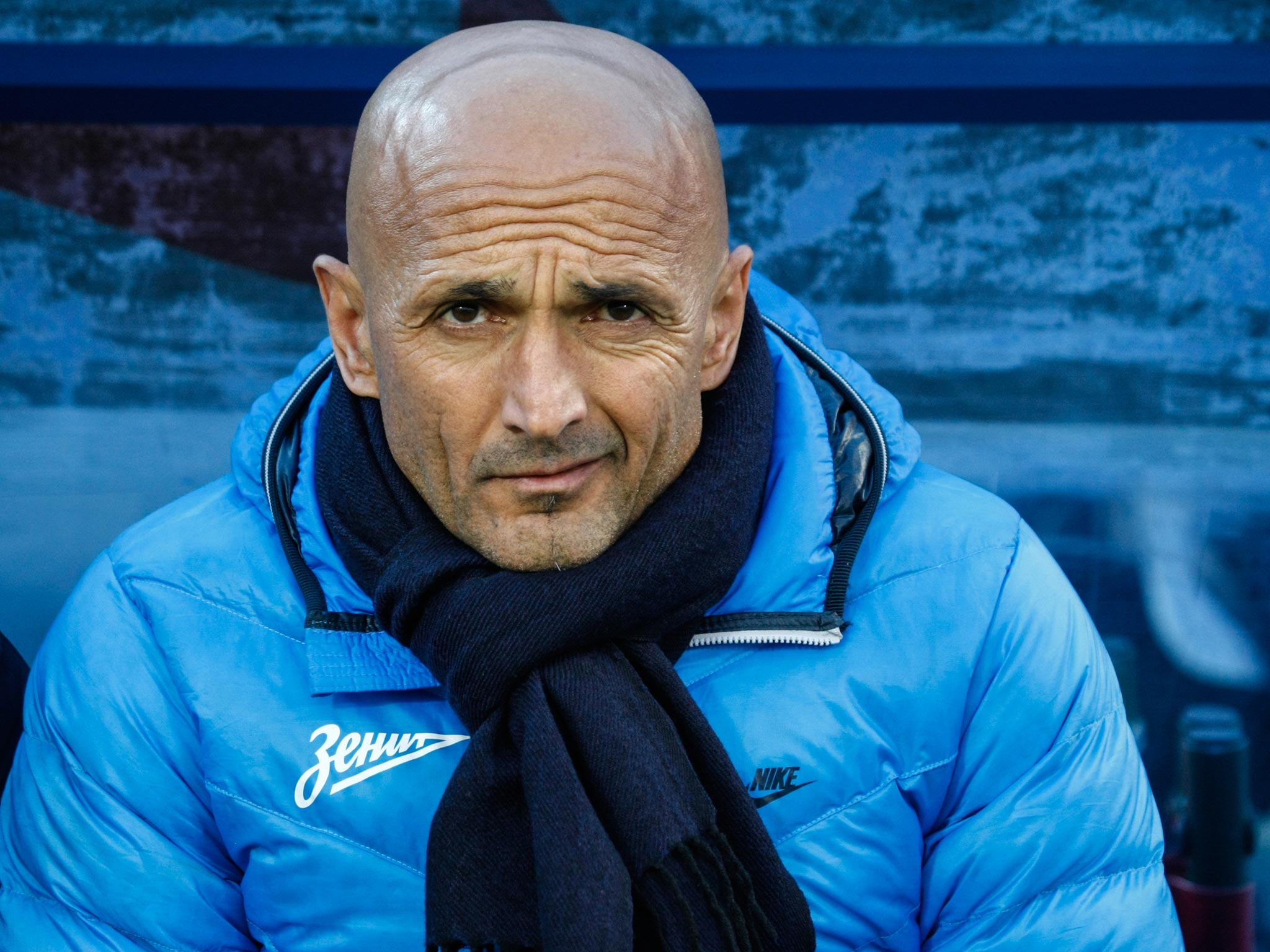 Luciano Spalletti can leave Zenith 47