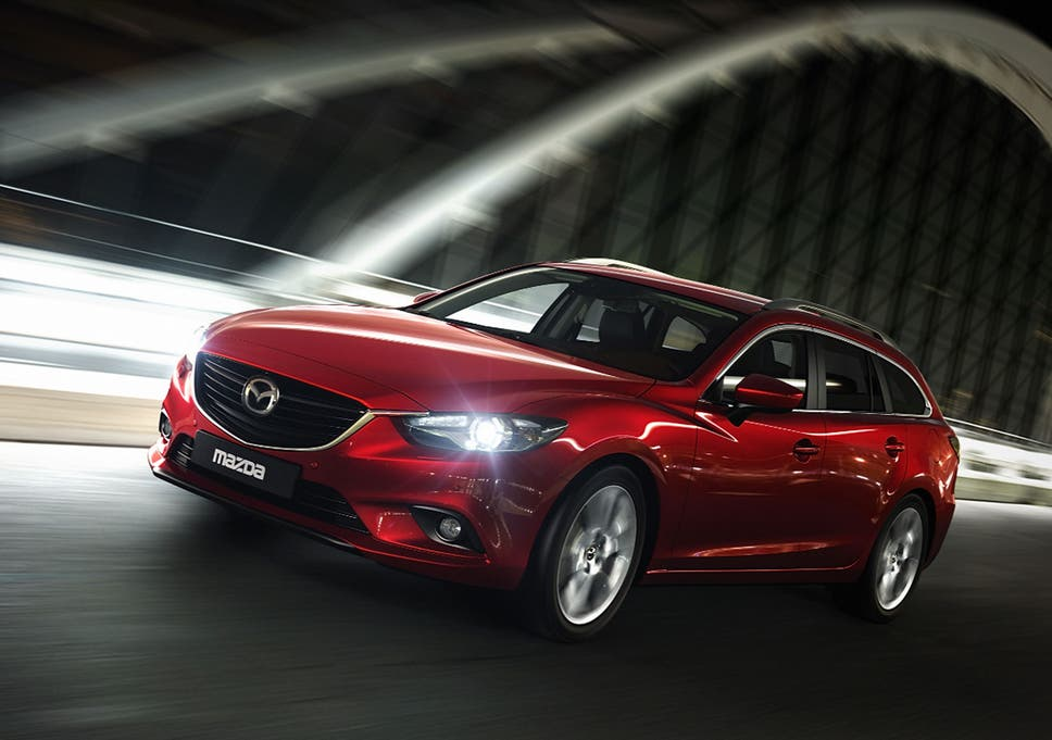 Mazda 6 Tourer, Motoring Review: 50mpg And Cutting Edge Technology Prove  Early Plaudits Well Deserved
