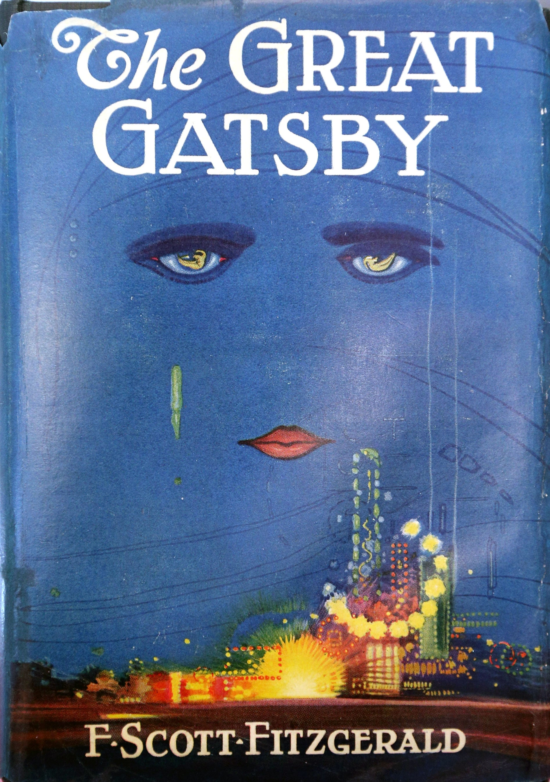 The Great Gatsby by F. Scott Fitzgerald (2004, Paperback) FREE SHIPPING