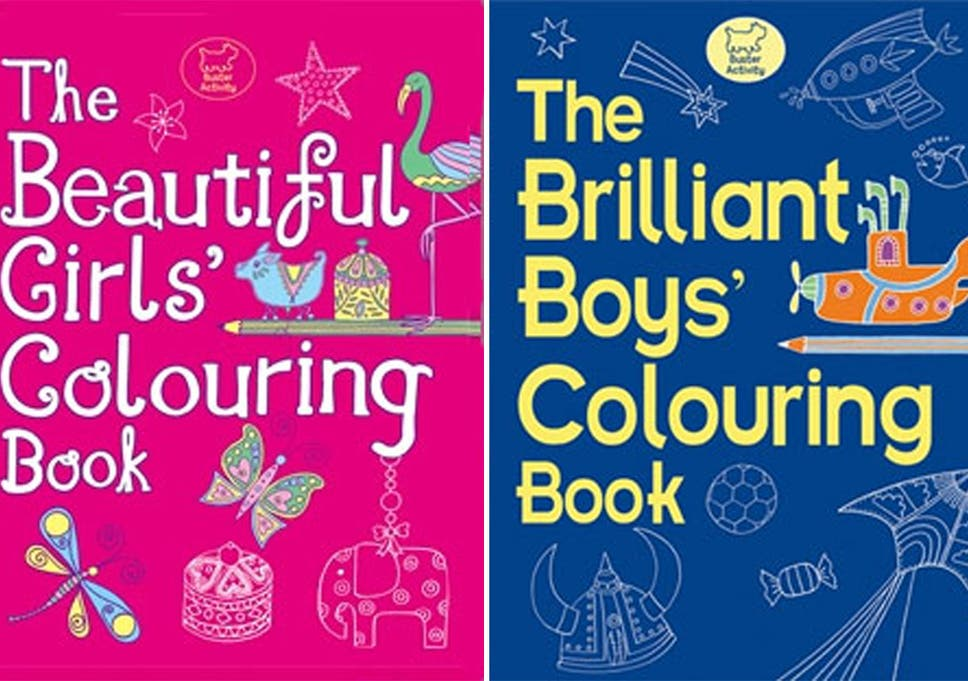 Gender-specific children\'s books \'are easier to sell\', insists ...