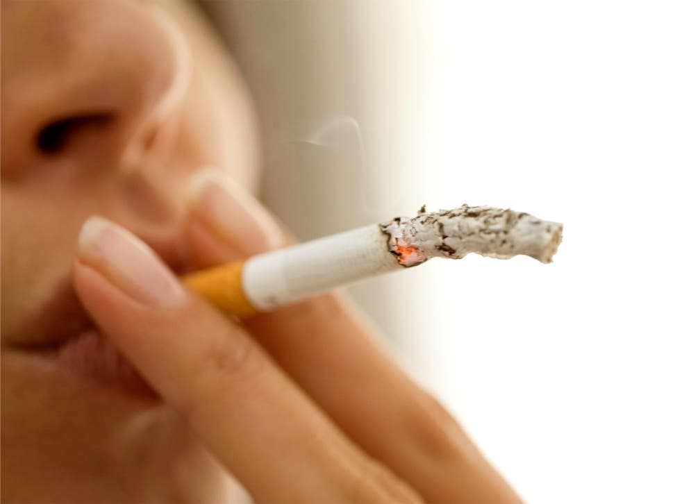 There has been a 71 per cent rise in the rates of mouth cancer among women, often linked to smoking