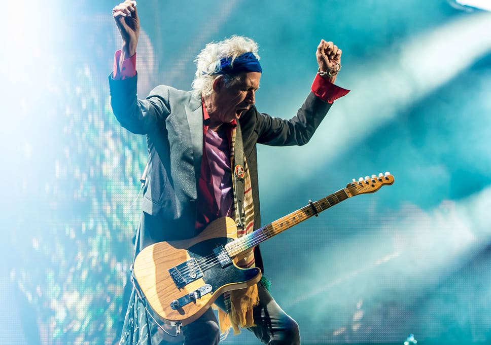 Keith Richards Is Publishing Gus And Me The Story Of My Granddad