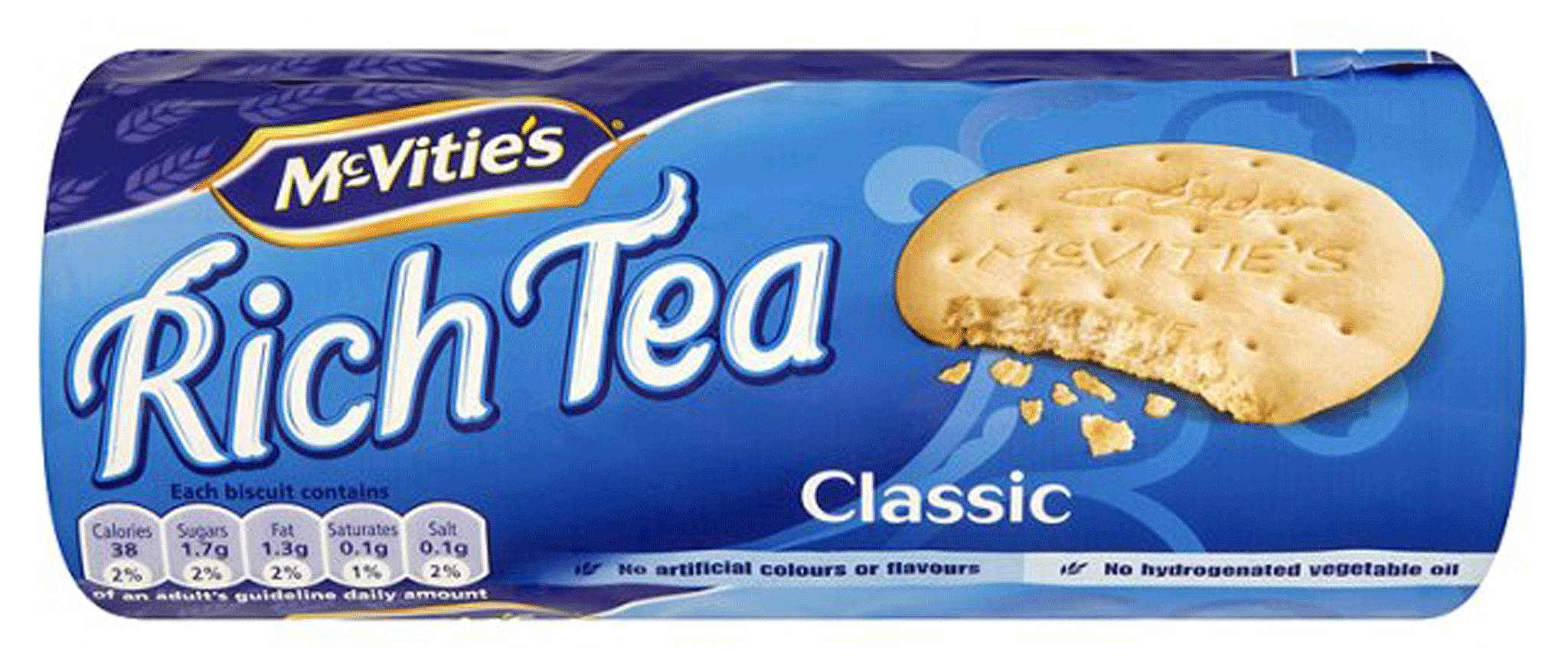 Rich Teas Are The Best Biscuits Hobnobs Are Soggy Imposters