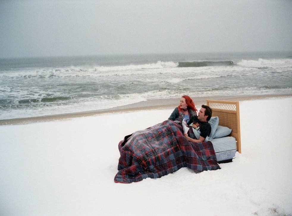 In the film 'Eternal Sunshine of the Spotless Mind', a couple erase memories of each other after breaking up