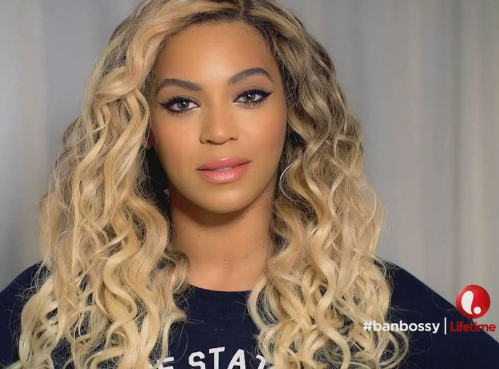 Boss class: Beyoncé supports the 'ban bossy' campaign