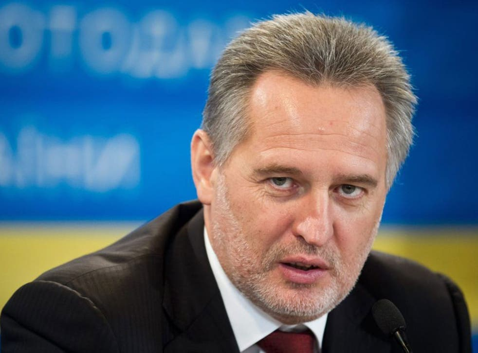 Dmitry Firtash has been arrested in Vienna at the request of the United States following an FBI investigation