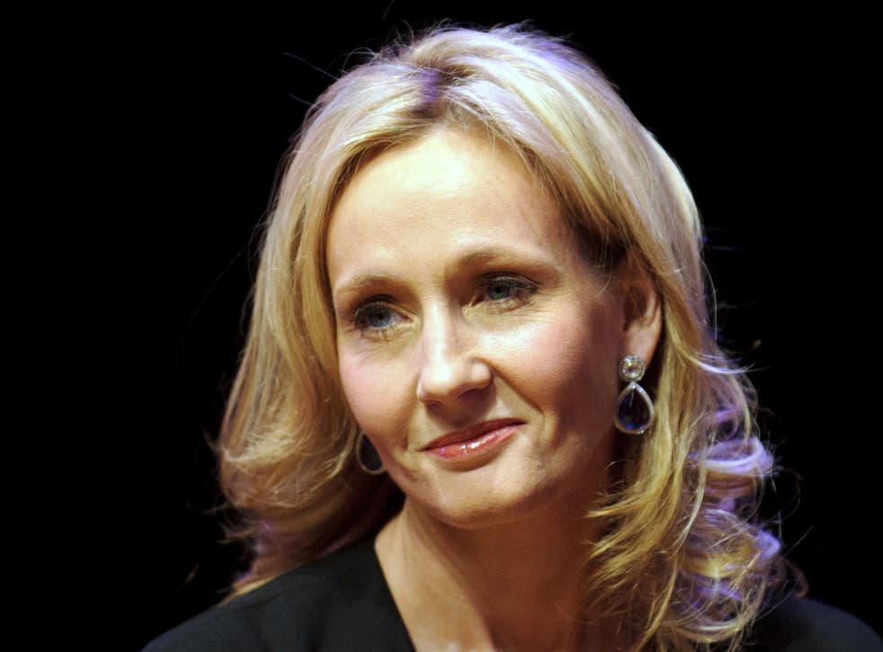JK Rowling has been seemingly inspired by the petty squabbles of professional football
