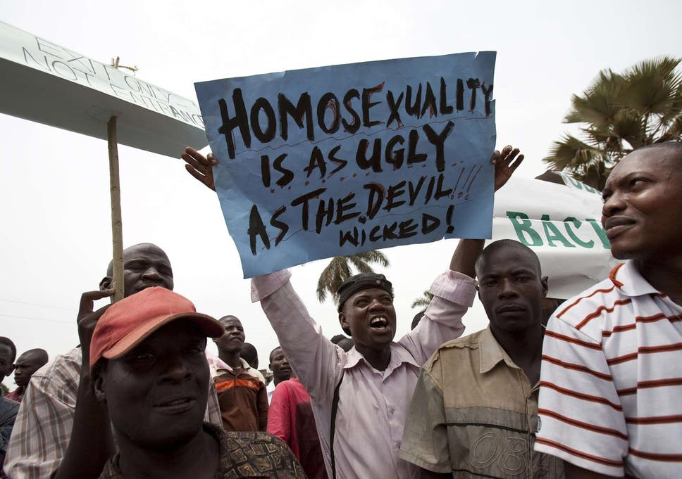 President museveni speech on homosexuality and christianity