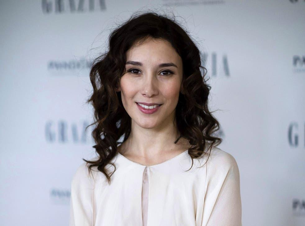 Game of Thrones star Sibel Kekilli who plays Shae