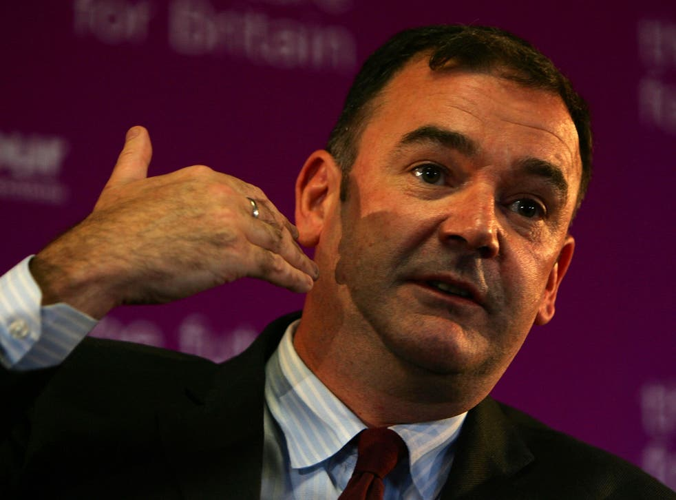 Jon Cruddas, who is heading the Labour leader's policy review, said English people should learn from the Irish