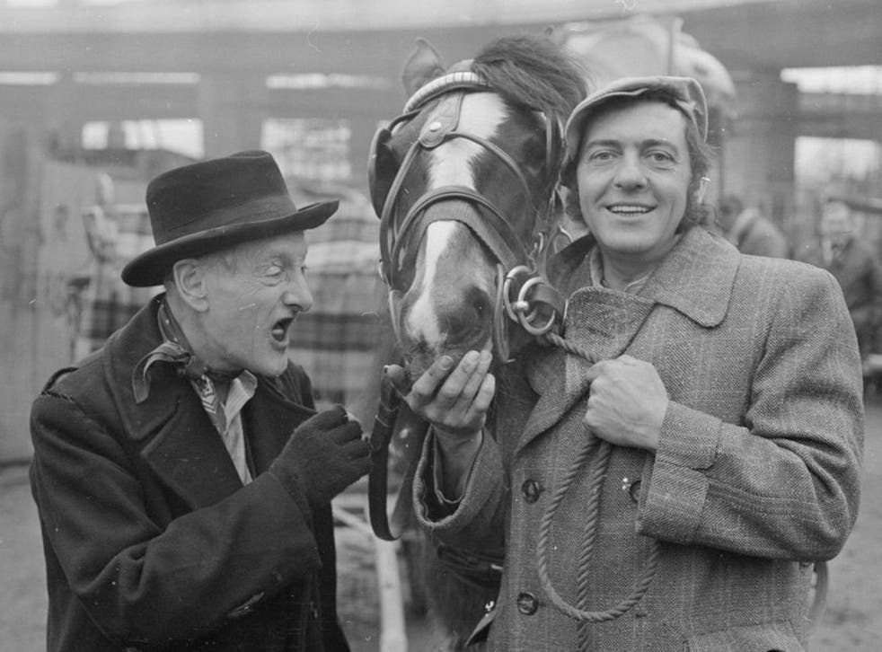Steptoe and Son was one of a number of much-loved sitcoms originally featured on Comedy Playhouse