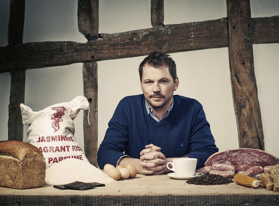 Recipe for disaster: Jimmy Doherty presents 'Food Prices: the Shocking Truth'