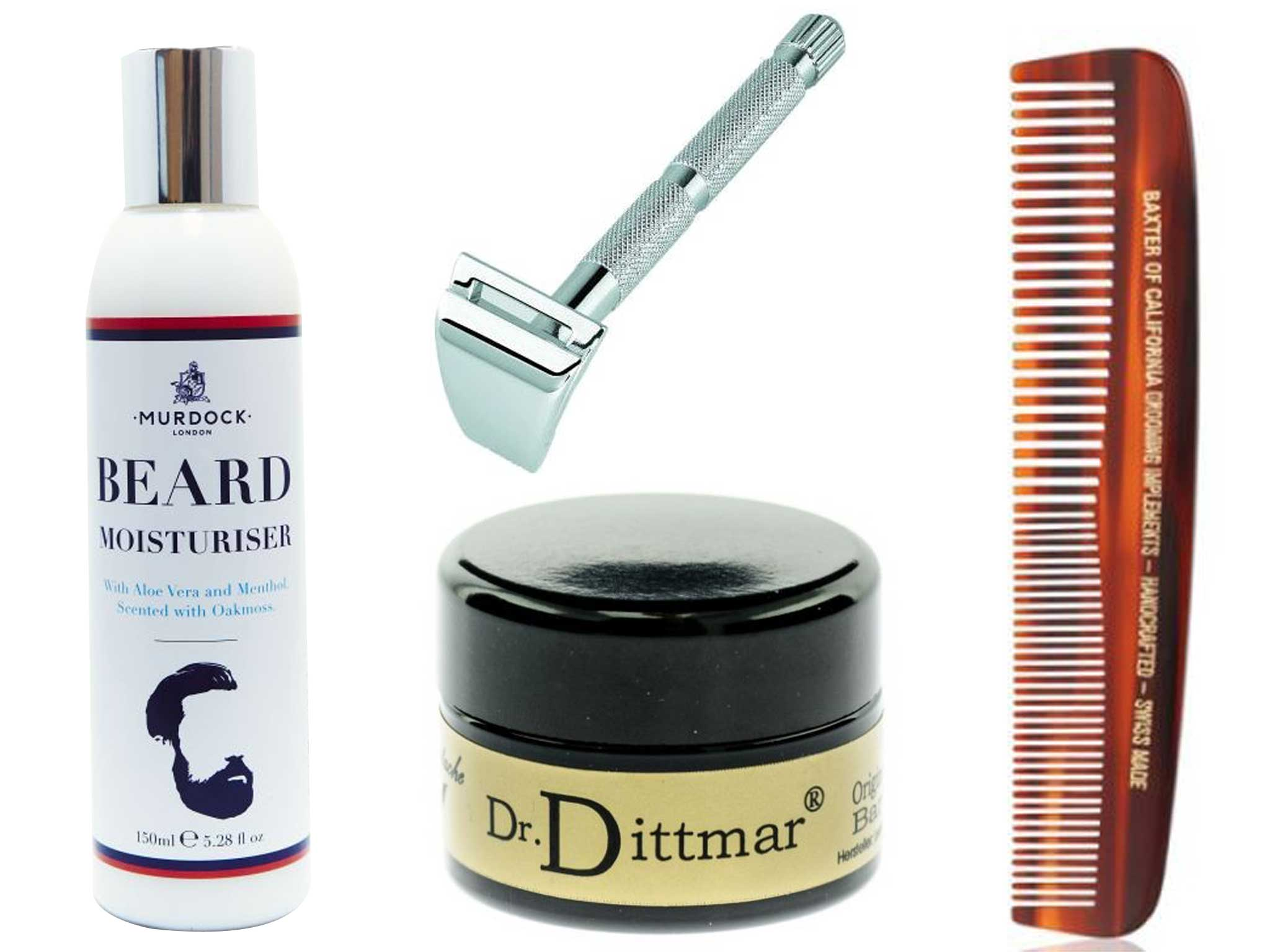 best beard grooming kit products the independent. Black Bedroom Furniture Sets. Home Design Ideas