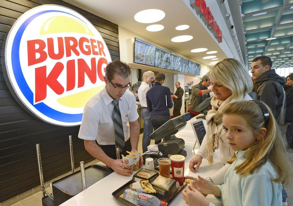 Burger King Launches Bid To Become First Fast Food Chain To Sell