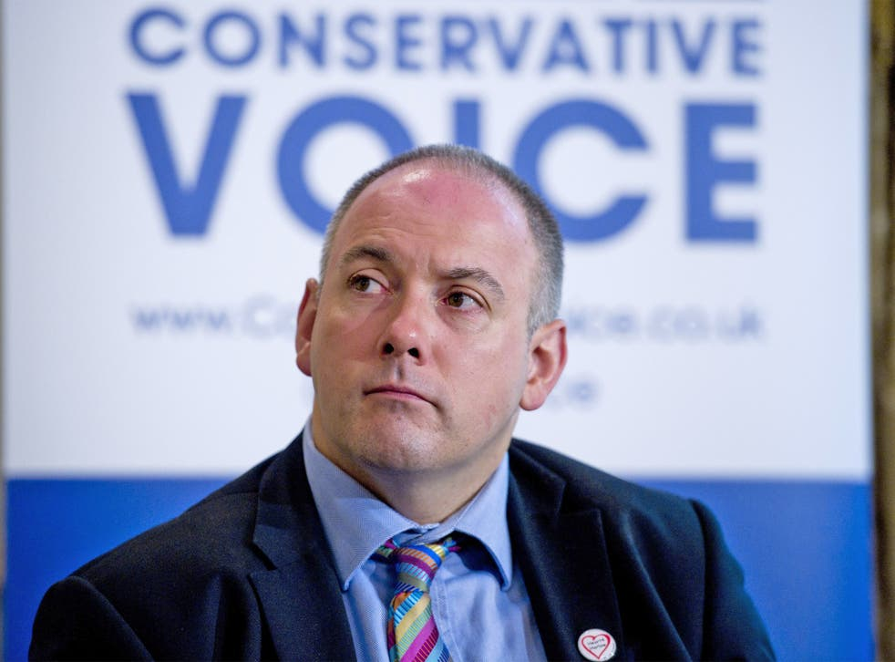 Robert Halfon is allegedly linked with a Ukrainian arrested in Vienna