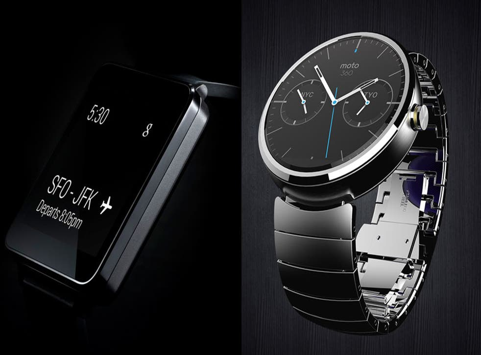 Google approved? The LG G Watch