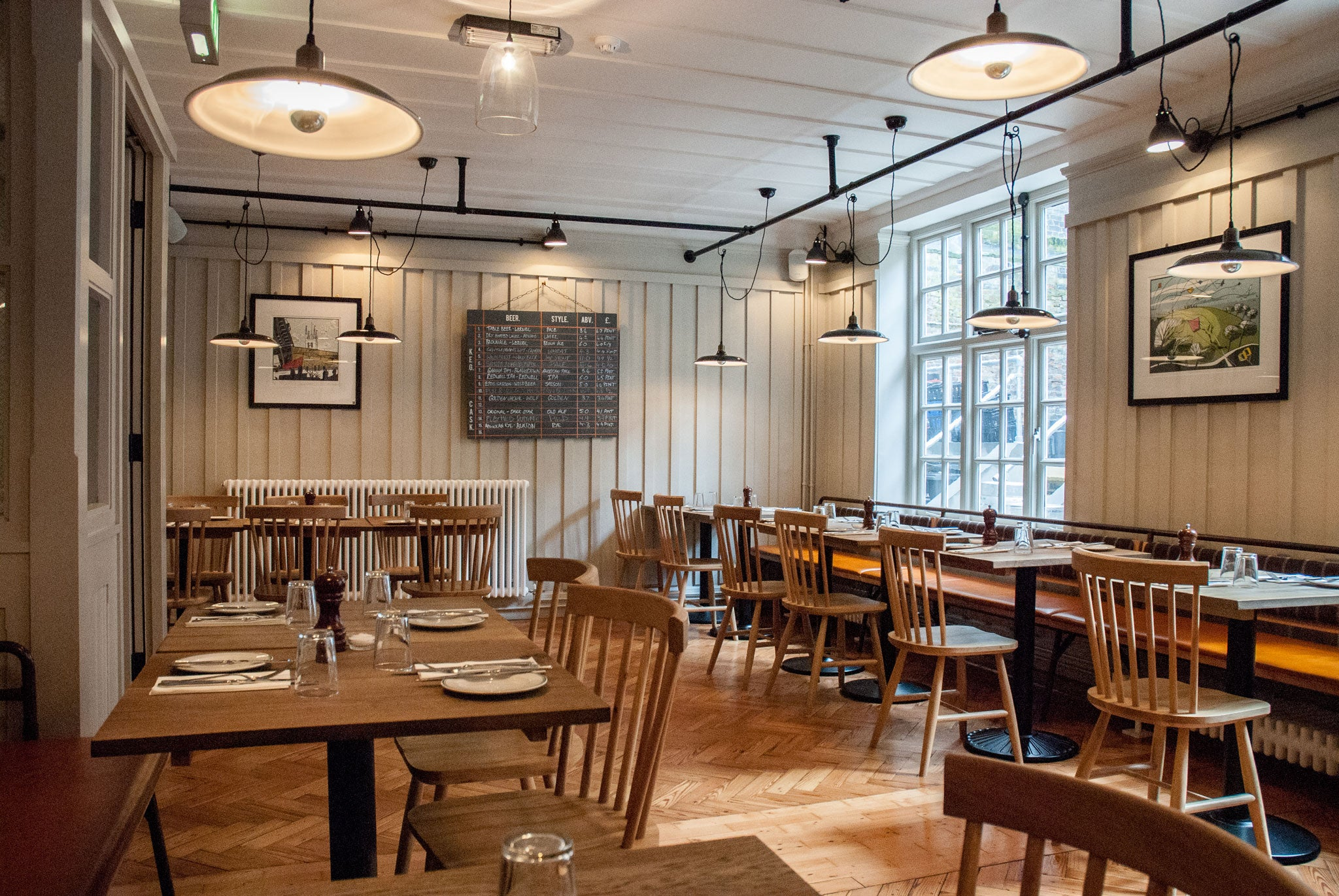 Pint shop restaurant review a great drinks menu outstanding food and no queues the - Private dining rooms cambridge ...