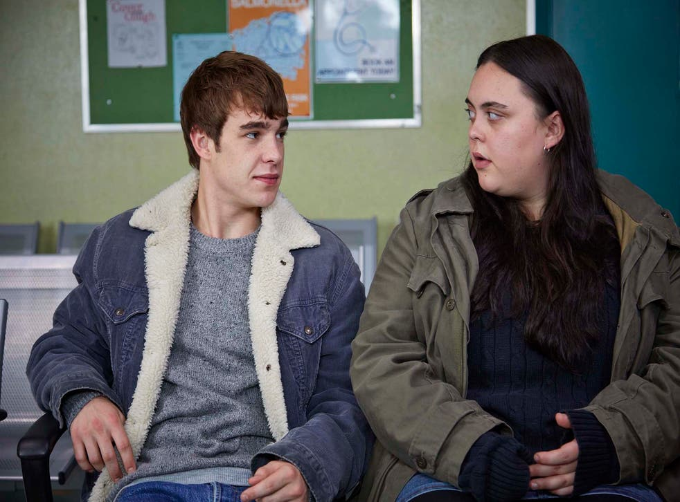 My Mad Fat Diary Star Nico Mirallegro Filming Sex Scene With Sharon Rooney Was Fun The Independent The Independent
