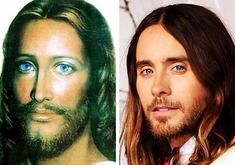 Jared Leto Admits Taking Style Inspiration From Jesus Christ Plus