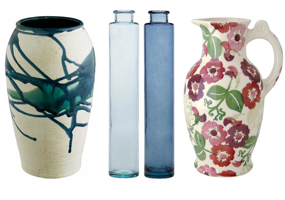 Blooming Lovely 10 Best Flower Vases The Independent