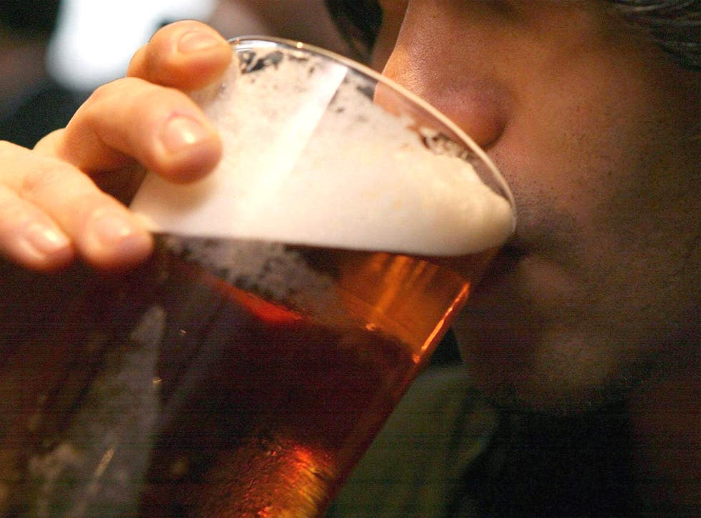 The Chancellor cut duty on beer by 1p