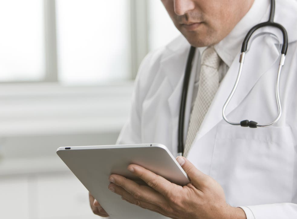 An online process enables easier access to specialists