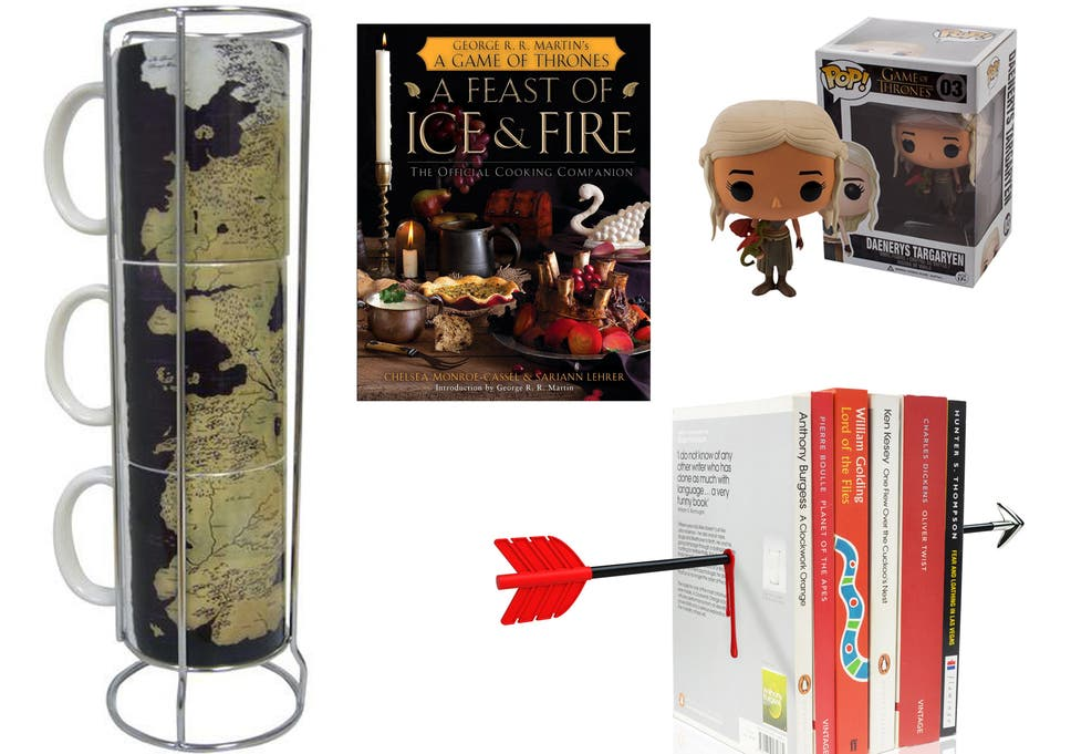 Game of Thrones Season 4: best gifts for fans | The Independent