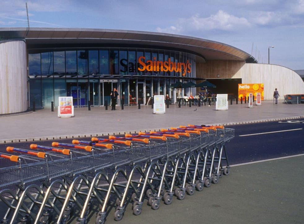 Greenwich Peninsular South East London UK Sainsbury's supermarket opened 2000 architect Nicholas Grimshaw ecological design