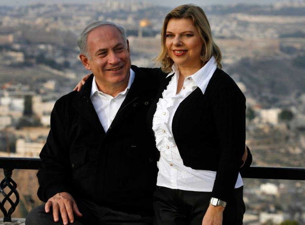 Benjamin and Sara Netanyahu deny the allegations