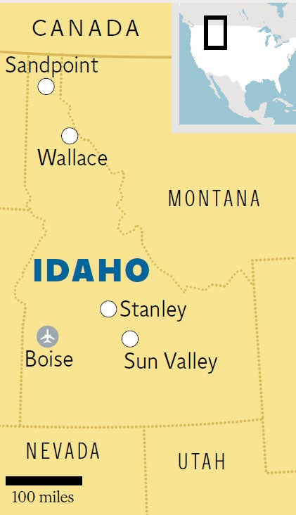 Winter touring in Idaho: Ski in the big country | The