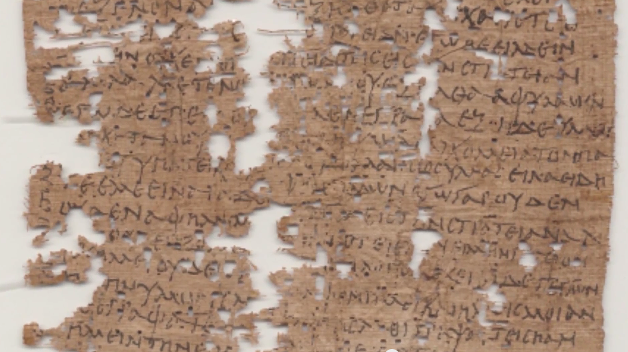 American Student Decodes 1800 Year Old Letter Sent By