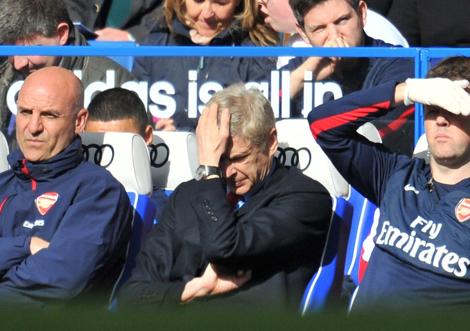 34f5fa574 Arsene Wenger accepted the blame for Arsenal s 6-0 defeat against Chelsea