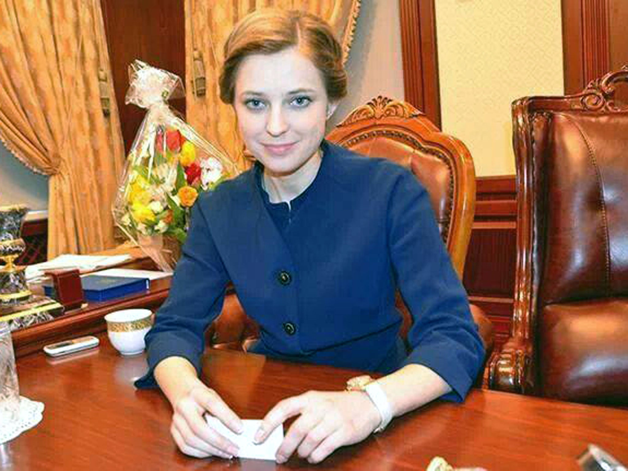 Natalya Poklonskaya can become a competitor of Irina Yarovaya 05.08.2015 12