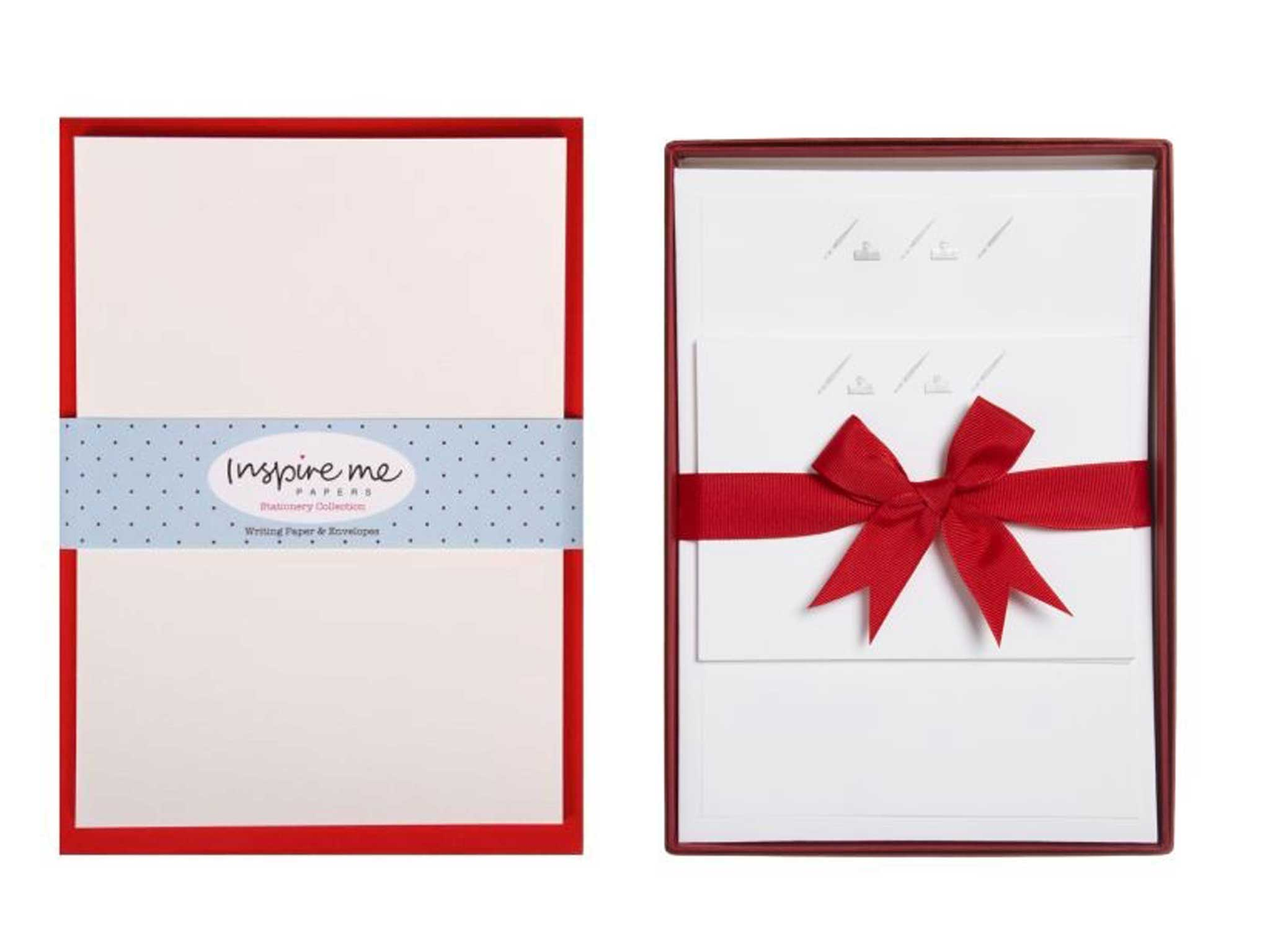 write up 10 best letter writing sets the independent
