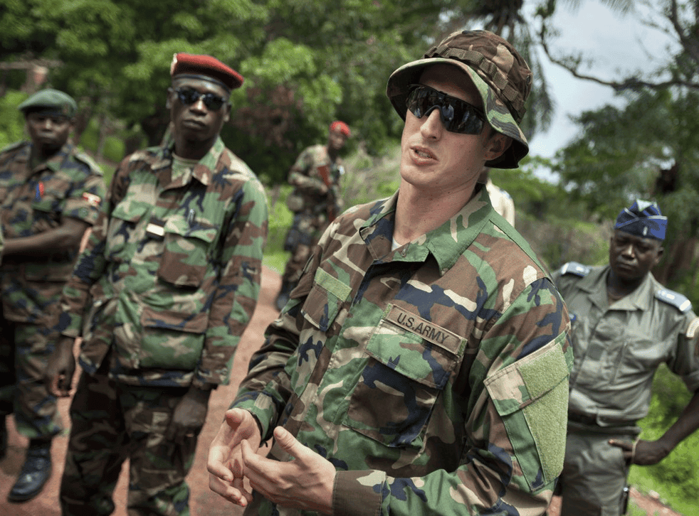 US special forces have been working with an African Union task force in central Africa since 2011