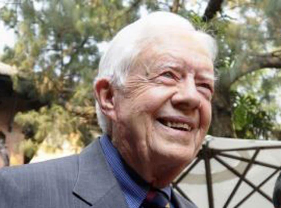 Jimmy Carter, Former US President