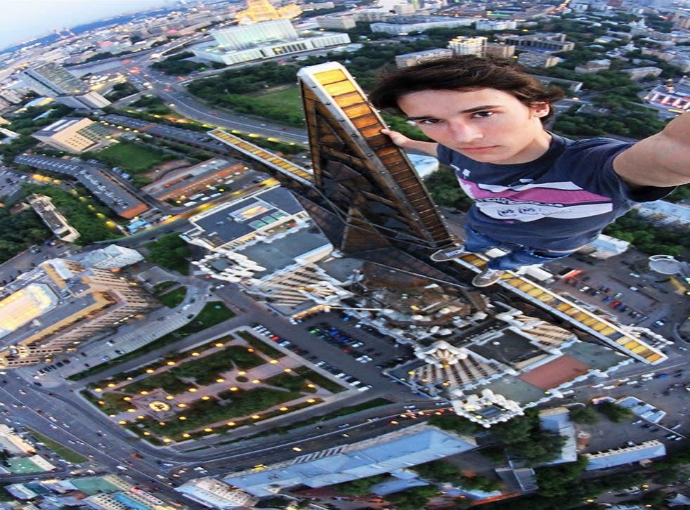 'Rooftopper' by Kirill Oreshkin