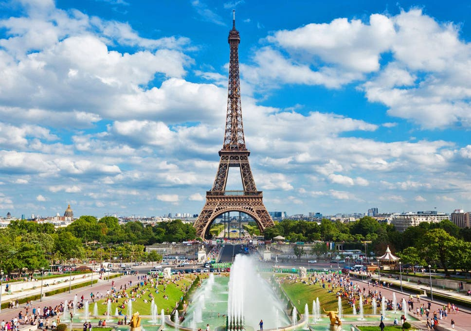 5 ways to experience the eiffel tower the independent